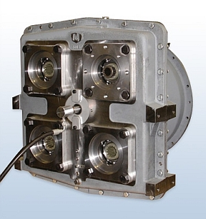 Hydraulic Pump Drives